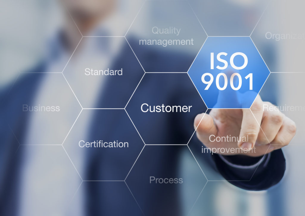 iso 9001 certification training programs